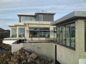 Villa Louise in Sweden - in cooperation with the VBS byggforetag AB